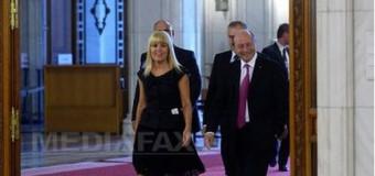 Întâlnire între Traian Băsescu, Elena Udrea şi lideri ai PMP, la Cotroceni