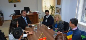 Clujul, deschis investitorilor chinezi