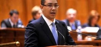Victor Ponta şi-a lansat candidatura la prezidenţiale