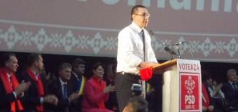 Victor Ponta a intrat oficial în cursa pentru Cotroceni