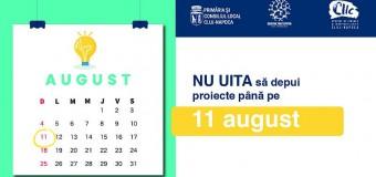 Ultimele 6 zile în care se mai pot depune proiecte în cadrul procesului Bugetare participativă Cluj-Napoca 2019