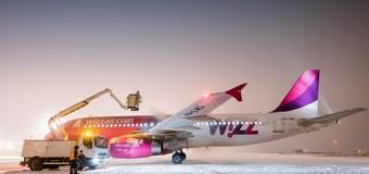 AEROPORTUL INTERNAŢIONAL CLUJ ANUNŢĂ UN NOU ZBOR WIZZ AIR – BUCUREŞTI OTOPENI