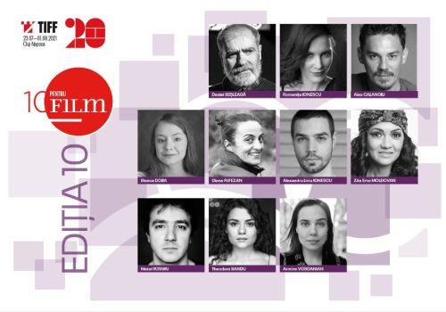 10 pentru FILM, Cluj24h, TIFF