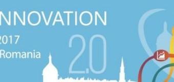Conferința Open Innovation 2.0 din 2017 va avea loc pentru prima dată în Europa de Est, la Cluj-Napoca.
