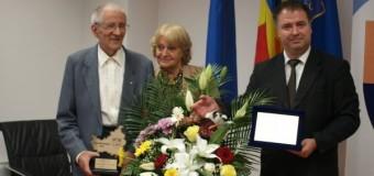 """Speologul clujean Iosif Viehmann a primit titlul de """"Cetăţean de onoare"""" al judeţului Cluj"""