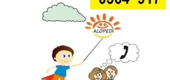 Peste 1.800 de părinți au apelat ALOPEDI în acest an.
