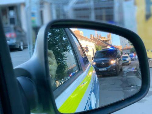 Acțiune a polițiștilor în Mărăști Cluj24h