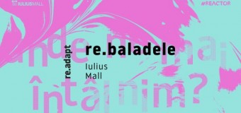Re.baladele – instalația audio care aduce povești în Iulius Mall Cluj.