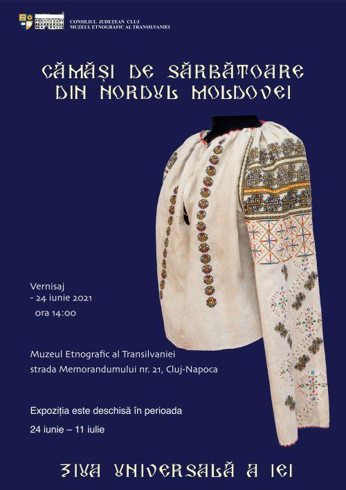 Cămăși Cluj24h Muzeul etnografic Cluj
