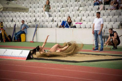 Campionat de Atletism pe Cluj Arena Cluj24h