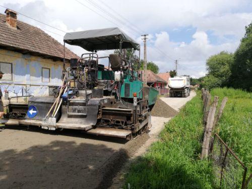 Drumul județean 103G Podeni Cluj24h