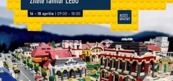 Expoziție inedită de construcții LEGO, la Iulius Mall Cluj.