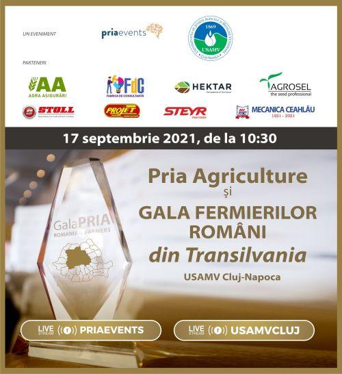 Gala fermierilor, cluj24h, USAMV, știri din cluj