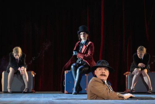 Macbett, cluj24h, știri cluj, teatru maghiar cluj