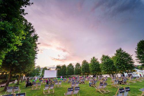 Movie Nights Cluj 24h filme in aer liber