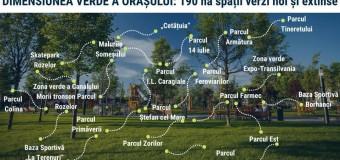 Cluj-Napoca: Primul oraș din România care aderă la Acordul privind Orașele Verzi.