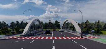 Podul Oașului – Răsăritului urmează să fie construit.
