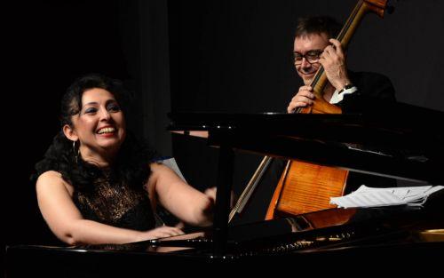 Turneu național, Impressions de voyage en jazz, Enescu, Ellington, Ravel, Cluj24h