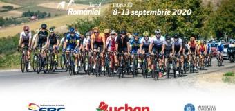 Turul României:cursă de ciclism în perioada 8-13 septembrie 2020.