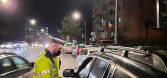 53 de amenzi aplicate de polițiștii de la rutieră.
