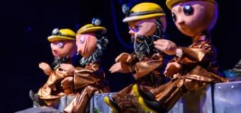 """Ce activități online le pregătește Teatrul """"Puck"""" celor mici?"""