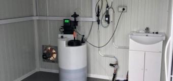 15 noi stații de reclorinare pentru o apă sigură și de calitate.
