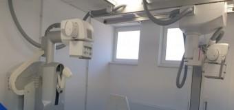 Aparat radiologic nou pentru Spitalul de Boli Infecțioase.