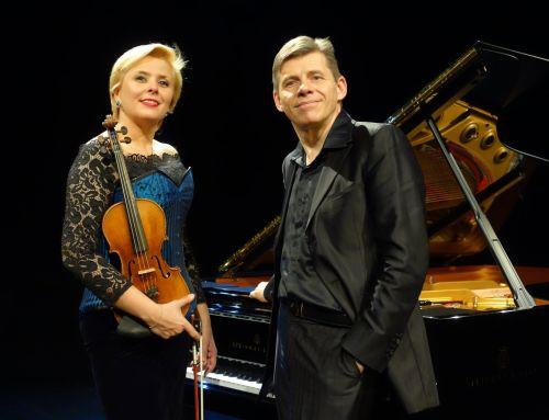 cluj24h, Romanian Music Journey, Clara Cernat & Thierry Huillet
