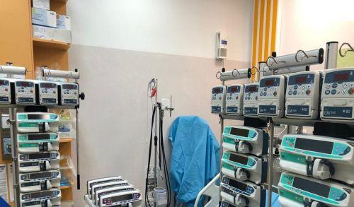 echipamente medicale pentru Spitalul de Copii Cluj24h