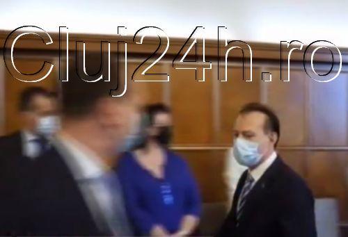 guvernul cîțu, cluj24h, florin cîțu, moțiune de cenzură, știri cluj