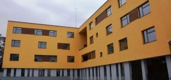 Noul internat al Liceului pentru Deficienți de Auz Cluj-Napoca a fost dat în folosință