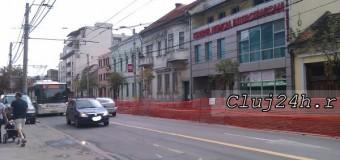 """CTP Cluj-Napoca: """"Staţia Spitalul de Copii (sens de mers spre Mănăştur) revine la locaţia de bază"""""""
