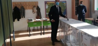 Florești: alegeri locale 2020 – Bogdan Pivariu, primar.