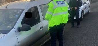 Așa circula pe DN1/E60 – prins de polițiști după imagini online.