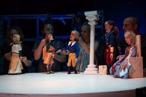Teatru de Păpuși, cluj24h,premieră la teatrul Puck Cluj24h