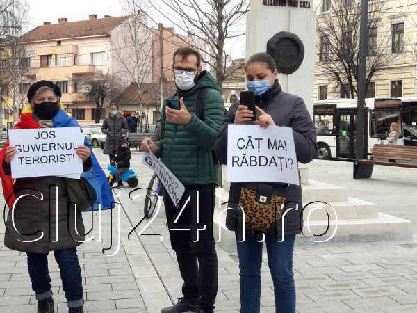 proteste masuri guvern 4