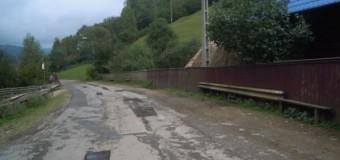 RAADPP Cluj a demarat lucrările de reparaţii pe DJ 107 R, între Băişoara şi Muntele Băişorii.