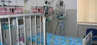 Echipamente medicale pentru UPU a Spitalului de Copii.