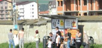 Florești: Zeci de amenzi aplicate de polițiști în câteva ore.